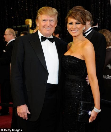 Mr Trump  – 'Fitter' than he looks!